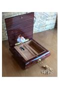 Italian Inlaid Musical Ballerina Jewellery Box 46/5SG Olmo